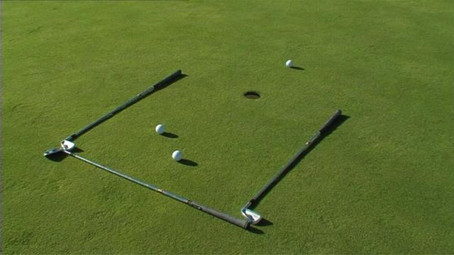 golf putting drills for beginners