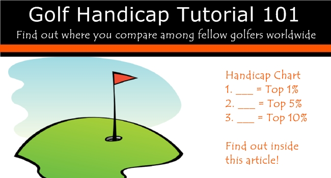 Golf Handicap The Ultimate Tutorial By Golf Practice Guides