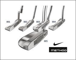 Nike method putters list