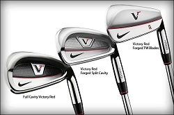 nike victory red covert irons