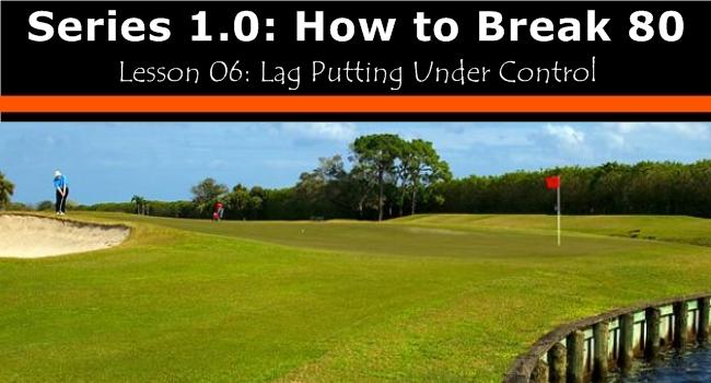 golf lag putting lesson nicholas foy