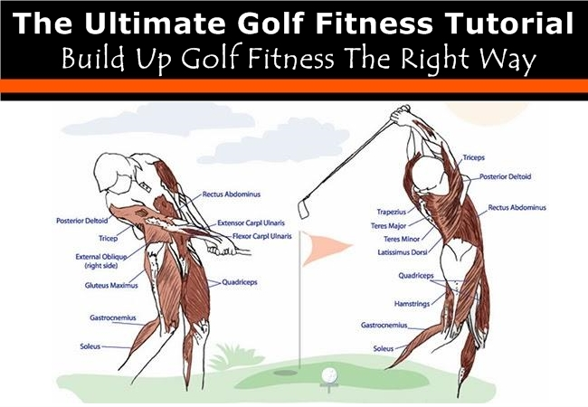 golf fitness tutorial