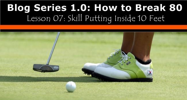 golf putting drills for skill putting