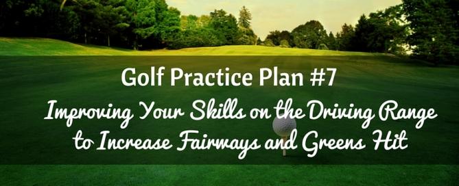 Practice 7 Golf Driving Range