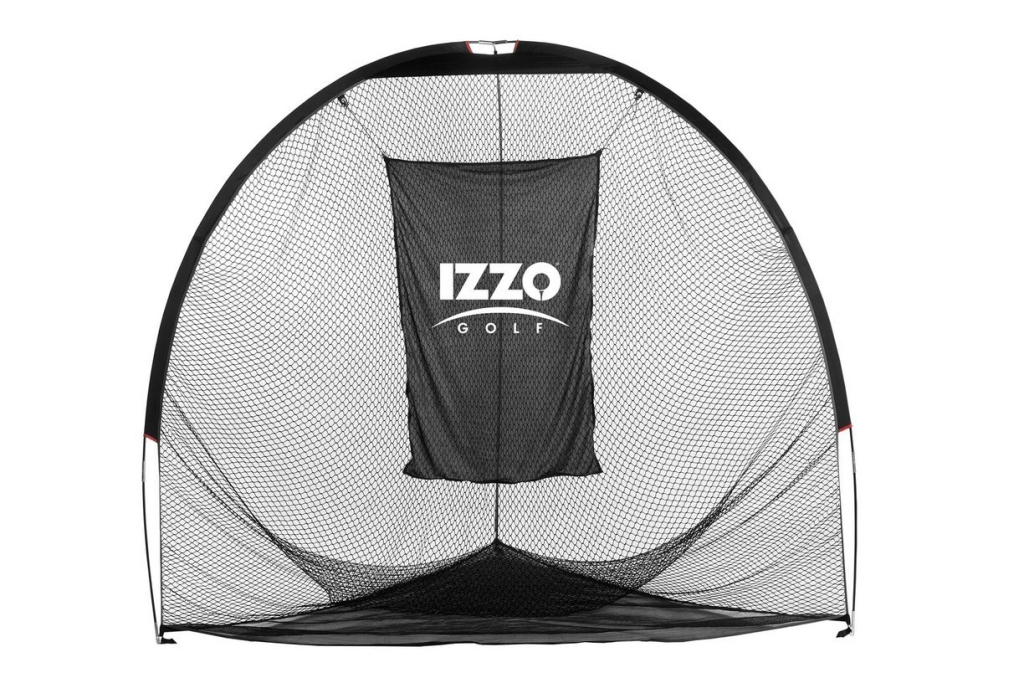 izzo golf hitting net for golf swing