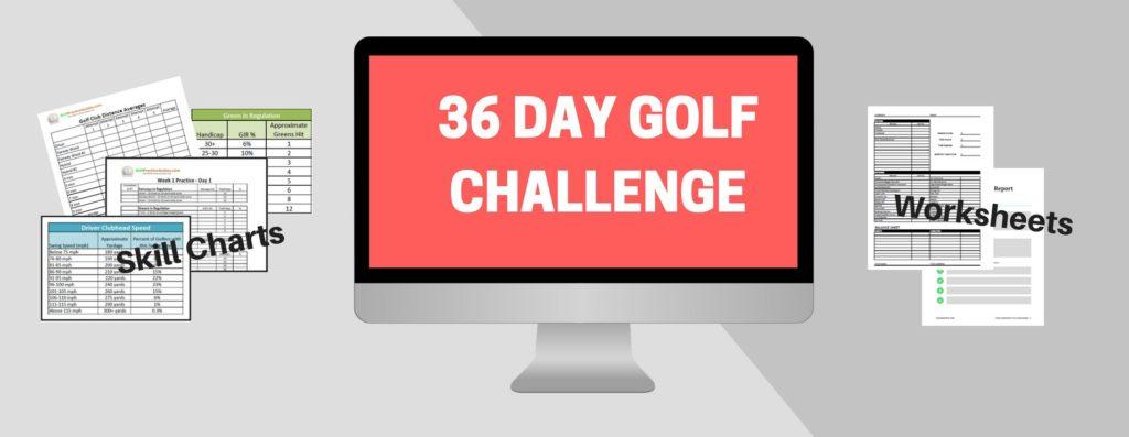36 day golf challenge