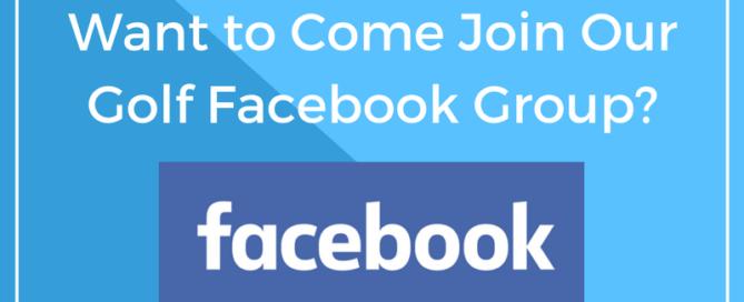 golf facebook group