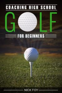 high school golf coach ebook