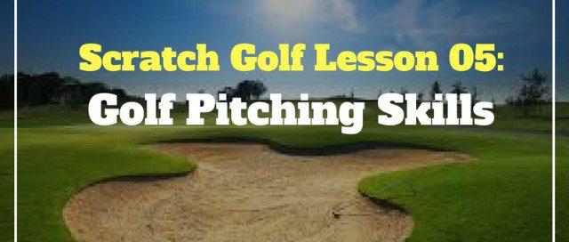 golf-pitching-skills