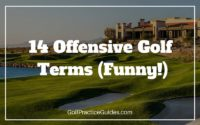 offensive-golf-terms