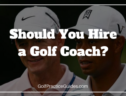 Why You Should Hire a Golf Coach
