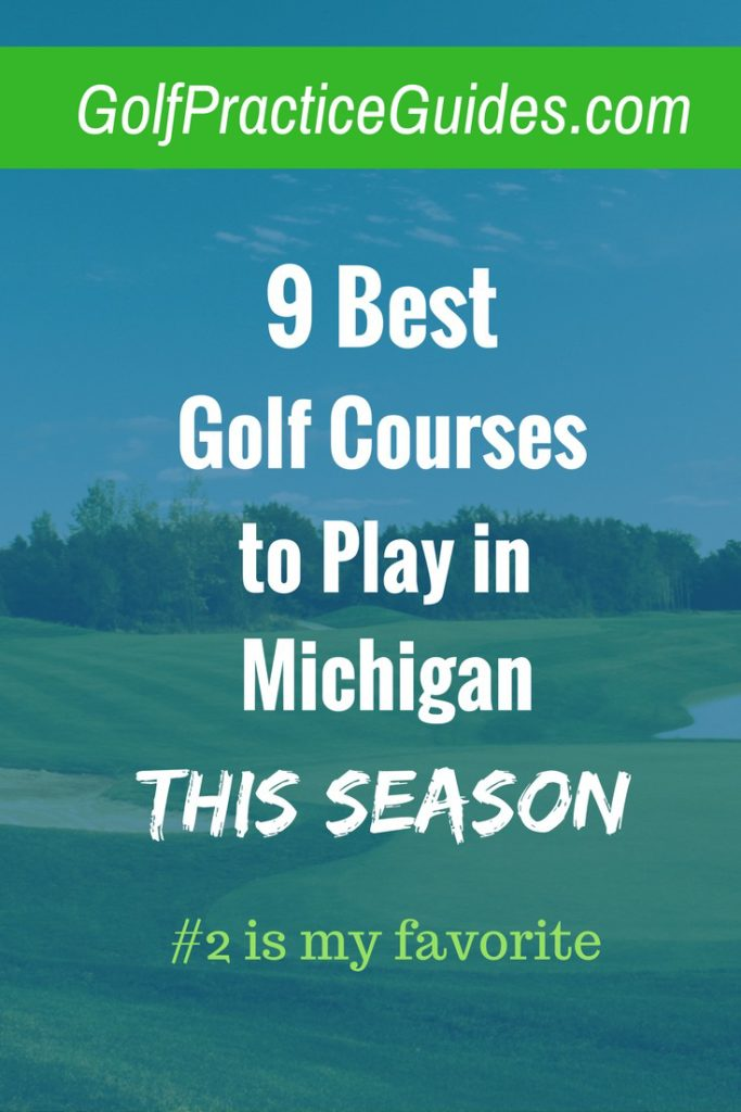 best michigan golf courses to play arcadia bluffs