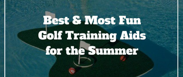 golf training aids diy home
