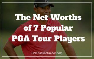 richest golfers on pga tour net worth tiger woods