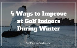 indoor golf training plan workouts fitness