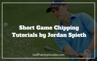 jordan spieth short game chipping tips