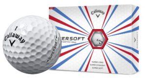 callaway super soft golf bal