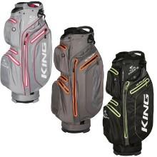king ultra day golf cart bag