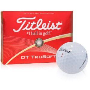 titleist dt golf ball review