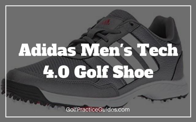 Golf Shoe Review Adidas Men S Tech Response 4 0wd Golf Practice Guides