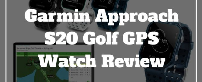 garmin golf gps watch review