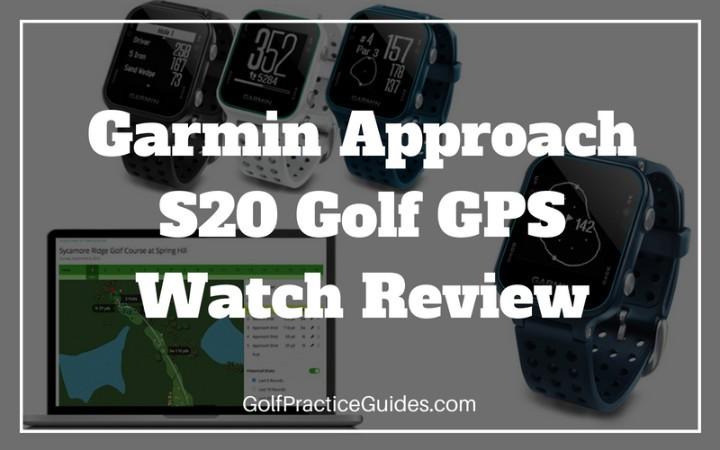 garmin golf gps watch review