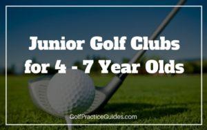 junior golf club sets for kids