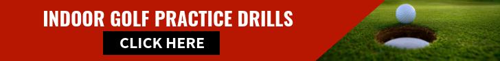 indoor golf practice drills