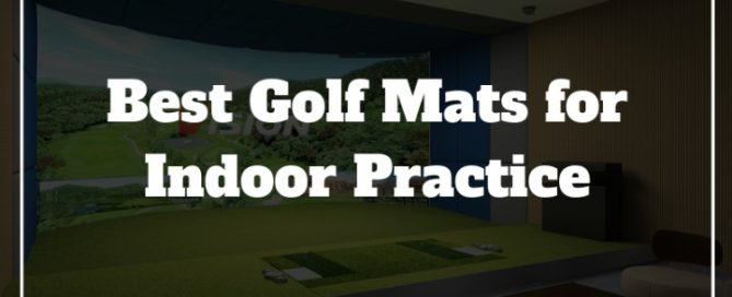 best golf mats indoor chipping practice