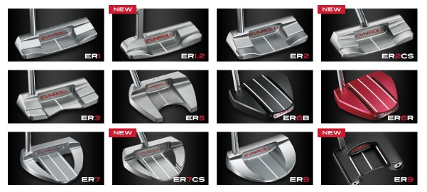 evnroll putter options