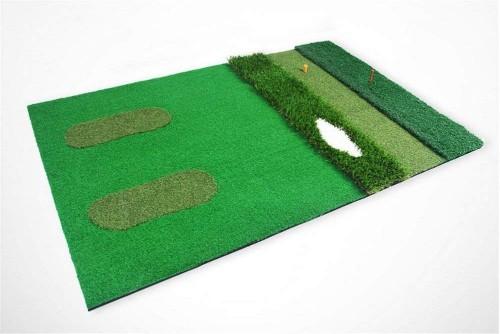 golf chipping mat indoors