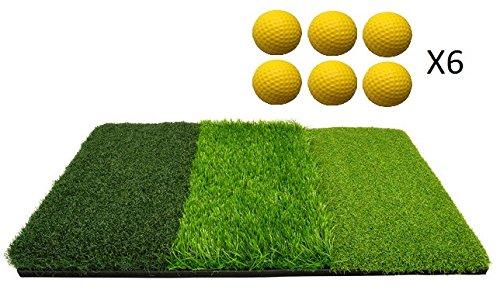 heal pt golf chipping mat