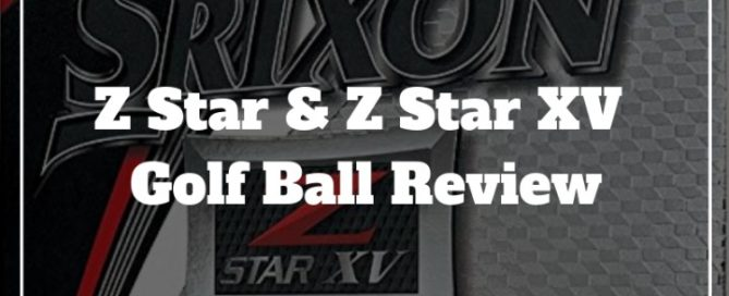 srixon z star golf ball review