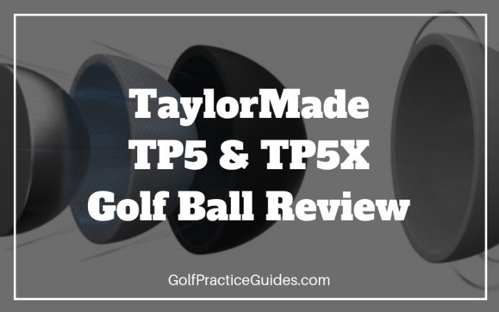 taylormade tp5 golf ball review