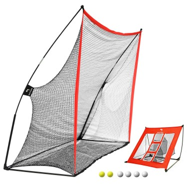 best golf net indoors