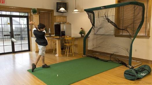 tru return golf net