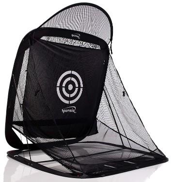 spornia practice golf net