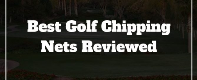 best golf chipping nets review