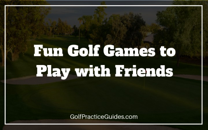 5 Best Golf Games Play These Fun Games During Practice Golf