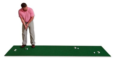 golf putting green review indoors