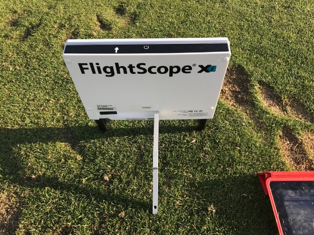 xi flight scope launch monitor review