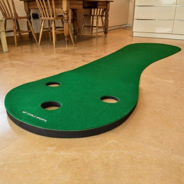 indoor putting surface