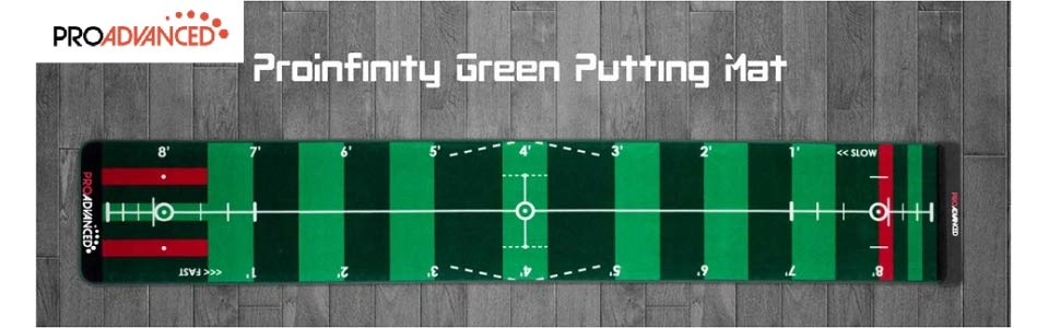 proadvanced golf putting green review