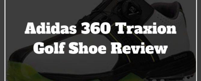 adidas traxion 360 golf shoe