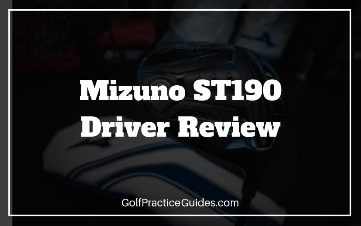 mizuno st190 golf driver review