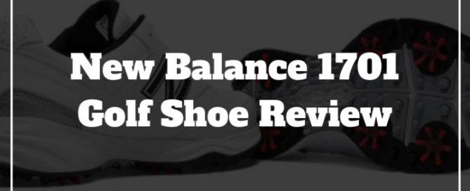 new balance 1701 golf shoe review