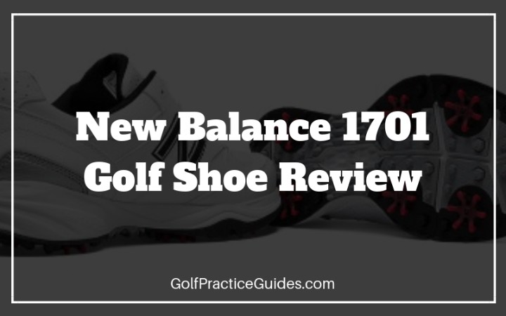 new balance 1701 golf shoe review