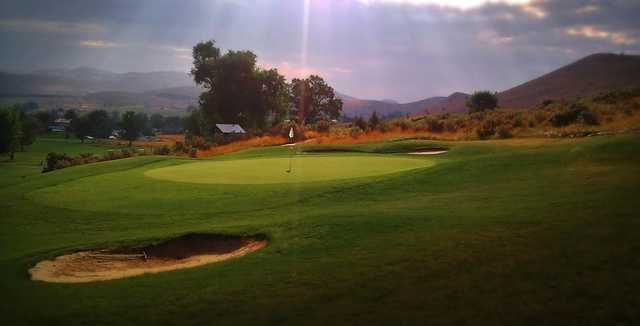 oregon golf course - quail ridge
