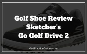 sketchers golf shoe review