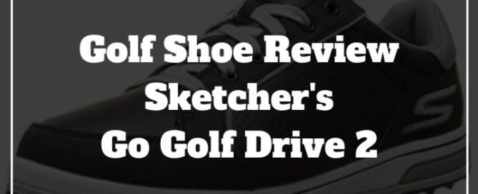 sketchers golf shoe review